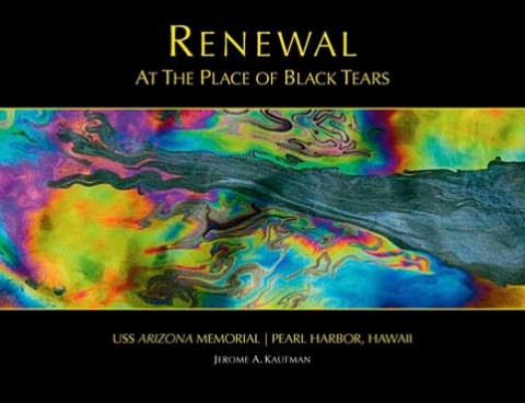 Renewal: At the Place of Black Tears book cover, author Jerome Kaufman